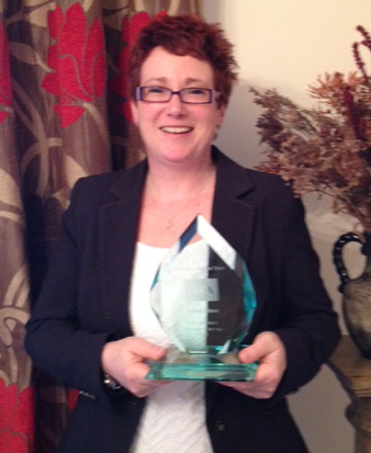Coralline scoops national award