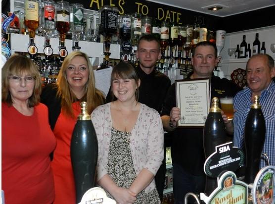 CAMRA South Devon Pub of the Year