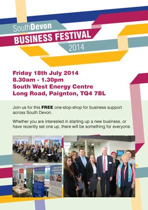 South Devon Business Festival 2014