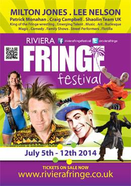 The Fringe is here!