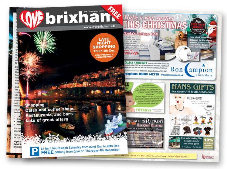 Love Brixham