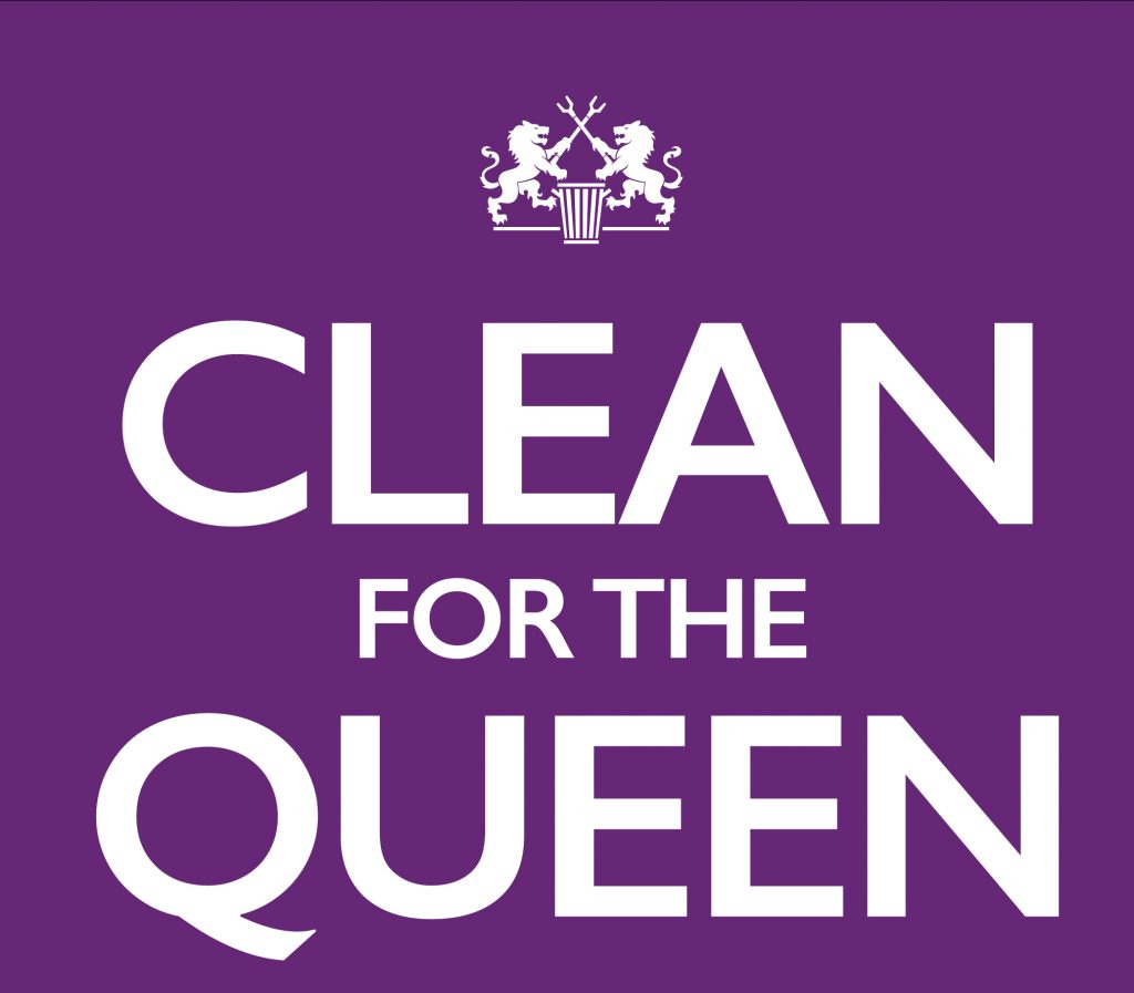 Spring Clean for the Queen Day