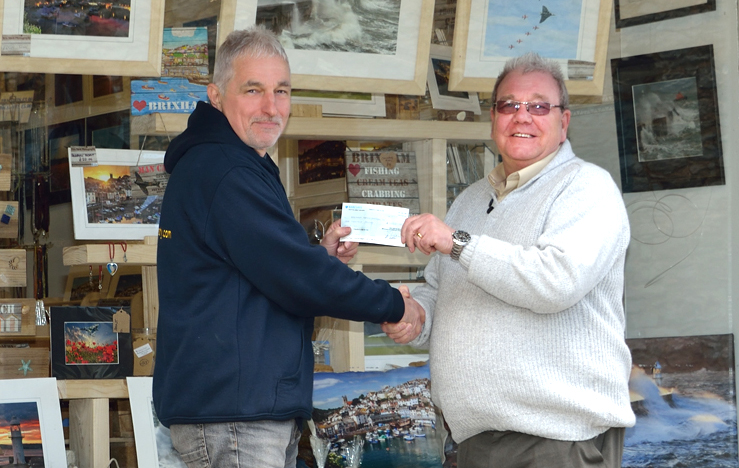 Chamber continues to support the Pirate Festival