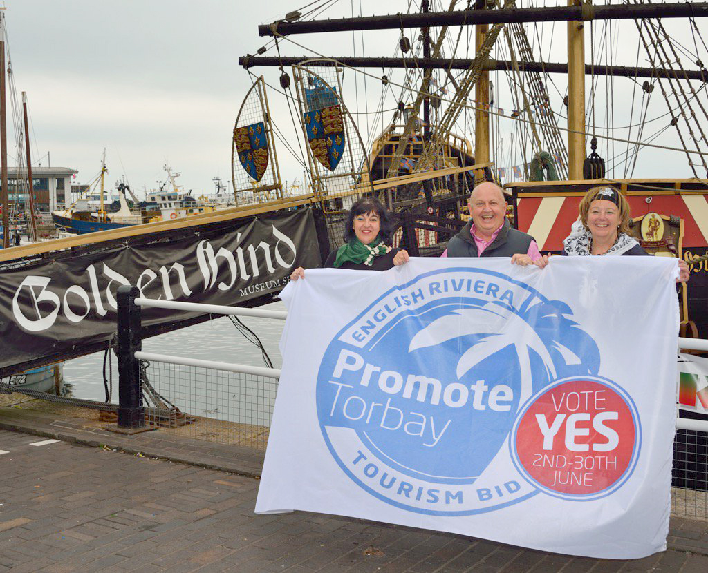 """Torbay votes """"Yes"""" to ERTBID"""