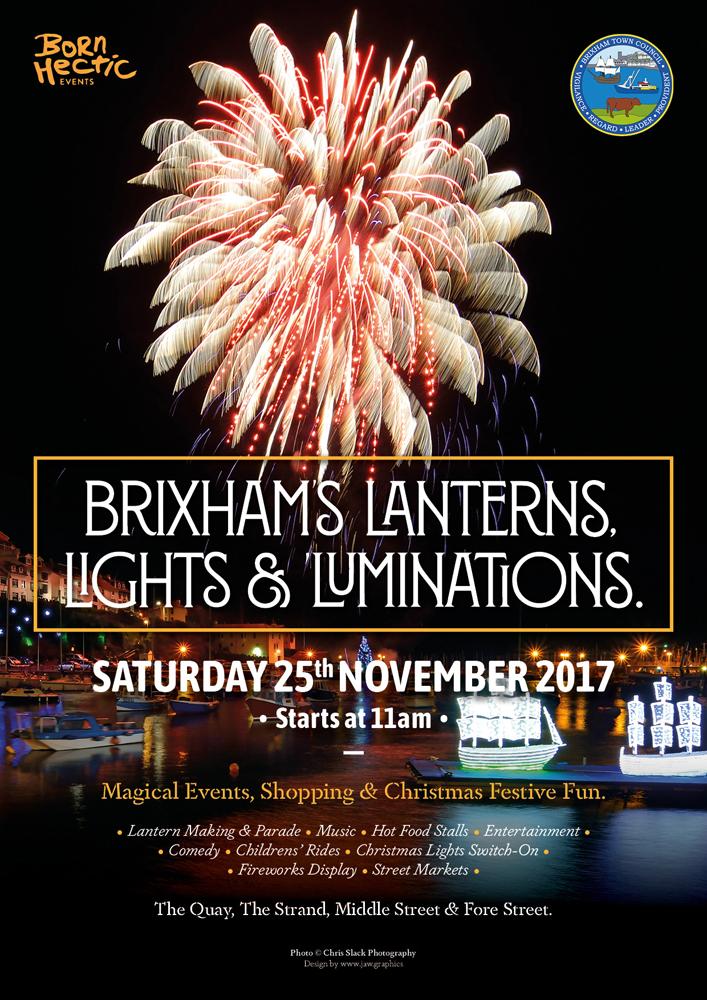Lanterns, Lights and 'Luminations 2017