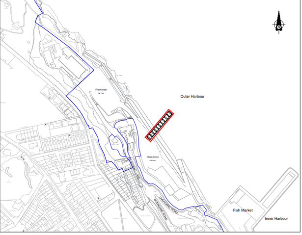 New jetty approved for Oxen Cove