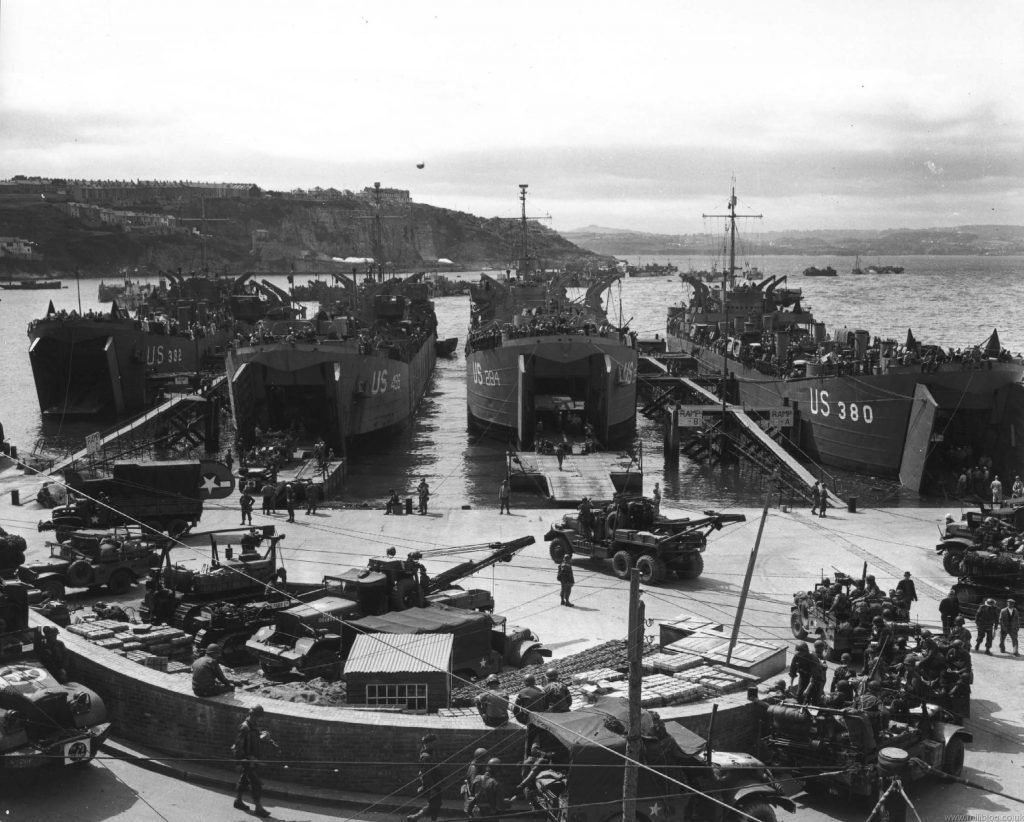 WW2 Brixham's lasting legacy
