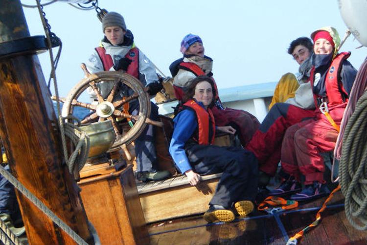 The Trinity Sailing Foundation