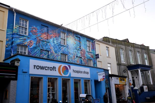 Positive reaction to Brixham 'micro-regeneration' murals