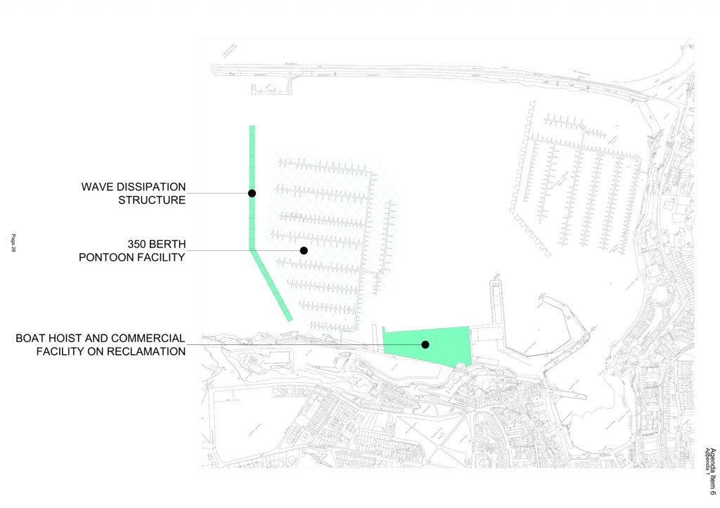 Breakwater plan put forward for funding