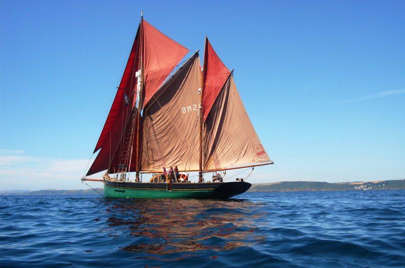 Trinity Sailing Offer