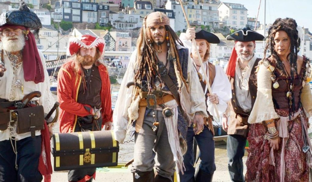 All hands on deck for Pirate Festival!