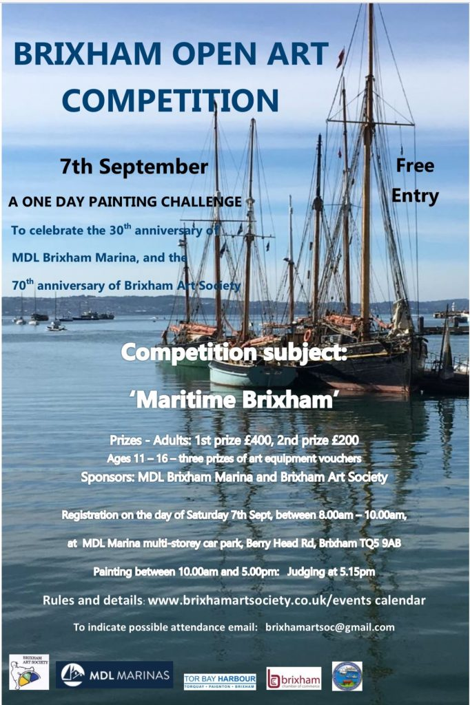 Brixham Open Art Competition