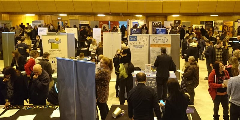 Torbay's FREE Jobs Fair returns
