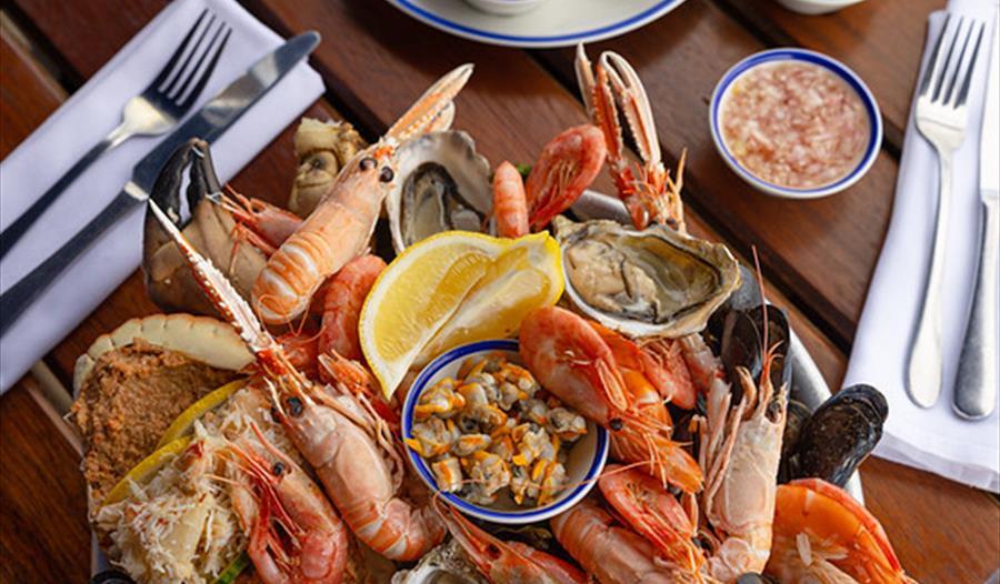 England's Seafood FEAST 2019