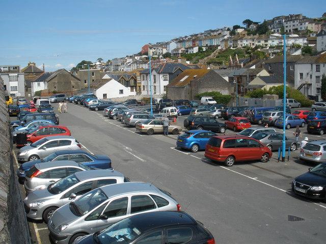 Mixed use development plans for town centre car park
