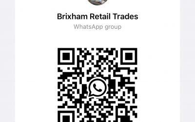 Brixham Town Centre WhatsApp Group